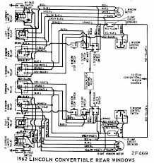 wiring diagrams of 1961 ford lincoln continental part 1 61015 rear windows wiring diagram of 1962 ford lincoln convertible