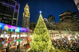 Boston Christmas Lights Tour Boston Holiday Lights Trail View The 2019 Celebration Schedule