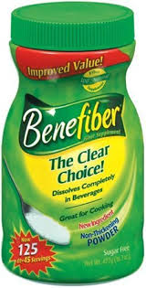 benefiber fiber supplement sugar free 16 7oz