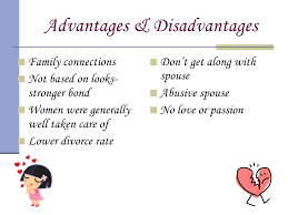 Argumentative Essay Arranged Marriage