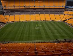 Pittsburgh Steelers Virtual Seating Chart Heinz Field Section 510 Seat Views Seatgeek
