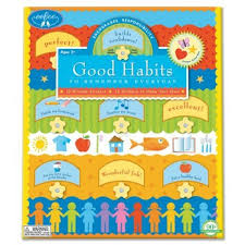 Good Habits Chart A Mighty Girl