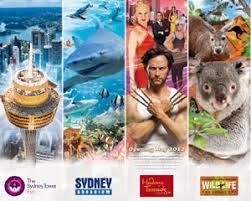best seller bination 2 p sydney attractions entry