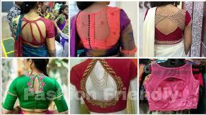 Latest Blouse Design Images Blouse Designs Latest Blouse Design 2019 Blouse Back Neck Designs Fashion Friendly