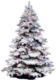 Vickerman Flocked Alaskan Pine Artificial Christmas Tree