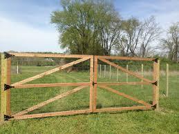 Chicken Wire Fence Gate Ideas Fences Ideas