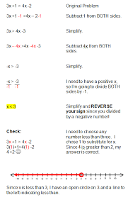solving inequalities with fractions worksheets