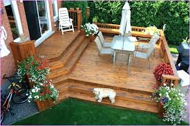 Backyard Deck Designs Plans Best Design Inspiration