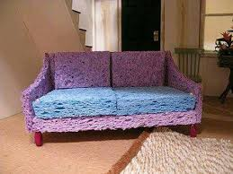 barbie furniture diy. Diy Dolls House Furniture, Barbie Doll House, Houses, Sofa, Couch, Studio, Bed, Verify Furniture T