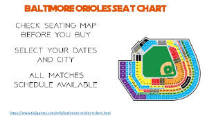 Baltimore Orioles Seating Chart Cheap Tickets For Baltimore Orioles