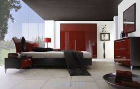 bedroom ideas decorating khabarsnet: red black and white bedroom decorating ideas khabars net