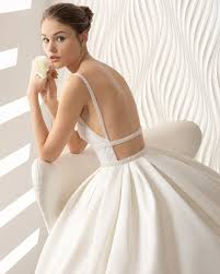 Argel 2018 Bridal Collection Rosa Clar Collection