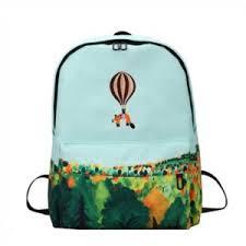 <b>Рюкзак</b> Aliexpress Newest Design Fire Ballon Animal Embroidery ...