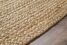 nuloom 200tajt03 808r alexa eco natural fiber braided reversible jute rug 8 feet