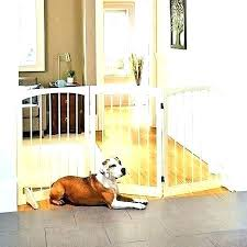 gates for dogs inside the house invisible dog indoor door fence extra wide pet gate