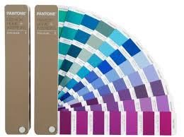 Pantone Color Chart Blue Pantone Fhi Color Guide