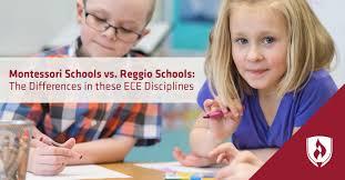 Little Lights Preschool West Fargo Montessori Schools Vs Reggio Schools The Differences In