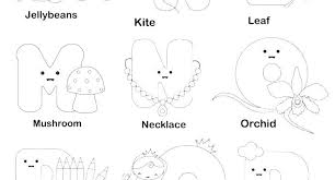 Free Printable Christmas Alphabet Coloring Pages A Z Bubble Letter K