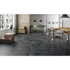 nature black slate floor tile floor tiles from tile mountain inside black slate flooring ideas