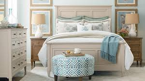 Bedroom rug Boho Bassett Furniture The Right Rug Size Under Your Queen Bed