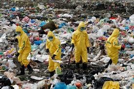 Утилизация отходов важнейшая проблема современности Класс опасности отходов