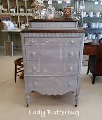 chalk painta dresser with sble glaze lady erbug paint furniture pics dining room