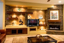 Small Picture Custom Media Walls Entertainment Centers TCD Phoenix