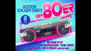 Deutschsprachige Charts Deutsche Schlager Charts Der 80er Jahre Minimix