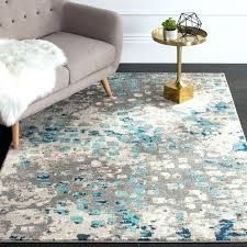 gray and navy blue area rug area rugs blue incredible bungalow rose crosier grey light blue