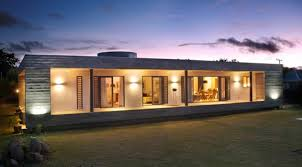 Rectangular Houses rectangular concrete houserethink