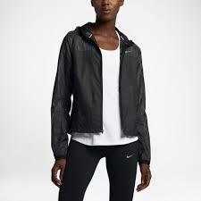 nike shield flash women s running jacket