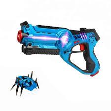 <b>Радиоуправляемый лазерный бой с</b> жуком Call of Life - Синий ...
