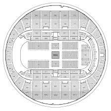 Von Braun Center Arena Seating Chart Seating Charts