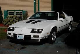 Rhode Island 85 Z28 White/Black, 305, Auto, T-Top - Third ...