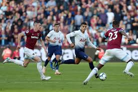West Ham United at Tottenham Hotspur Starting XI Predictions