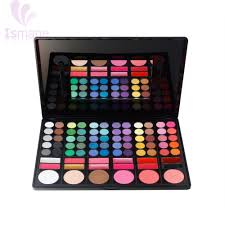 full 78 color makeup eyeshadow palette fashion eye shadow make up shadows cosmetics faced makeup palette china