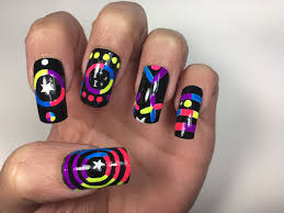 Color Switch Nails