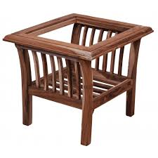 woodofa raw side table