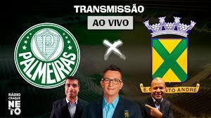 Palmeiras x Santo André | AO VIVO | Quartas de Final - Campeonato Paulista  2020
