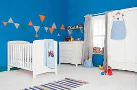 blue nursery furniture. Blue Nursery Furniture. Kiddicare Darcy Furniture Cot Bed Roomset White : R