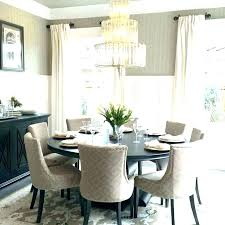 marvelous large round dining room table extra seat long tables custom