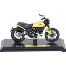 buy model ducati scrambler scale 1 18 louis moto