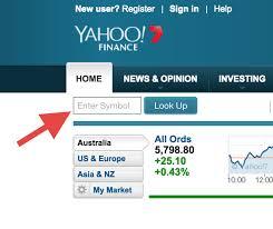 Yahoo Stock Quotes Adorable Yahoo Stock Market Quotes Api Cooking Lamb Hotpot