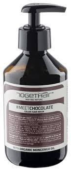 Купить Togethair Color Hair Meetchocolate <b>Оттеночная маска для</b> ...