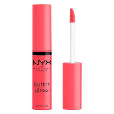 <b>Блеск</b> для губ `<b>NYX PROFESSIONAL MAKEUP</b>` BUTTER LIP ...