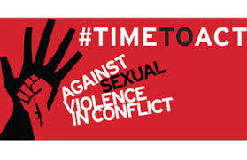manila essay competition to end sexual violence launched uk end sexual violence in conflict global summit