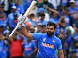 Image result for Rohit Sharma and David Warner