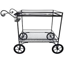 john good outdoor serving cart for at 1stdibs outdoor serving cart outdoor serving cart plans