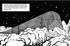 snowpiercer graphic novel. Perfect Snowpiercer The Classic Comic U0027Snowpierceru0027 Makes Its English Debut With Snowpiercer Graphic Novel 0