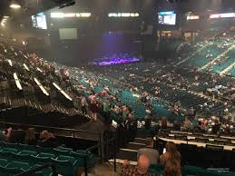 mgm grand garden arena section 207